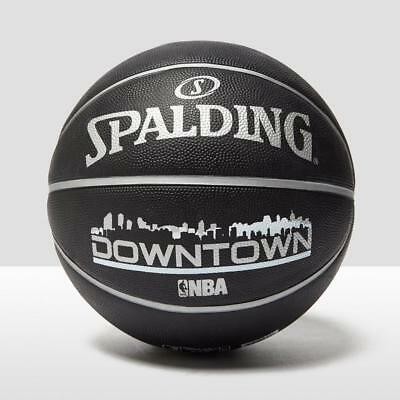 Spalding NBA Downtown Basketball Black 7 Black