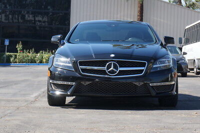 2013 Mercedes-Benz CLS-Class Base Sedan 4-Door ONE AND ONLY 700HP 660 TQ MSPR 105k EXTRAS JUST ABOUT 16K DISTRONIC HEATED SEATS