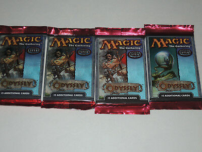 MTG - 1 Odyssey Booster Pack - Brand New and Sealed.