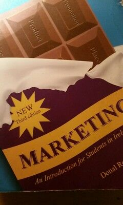 Marketing, An introduction for students in ireland by Donald rogan