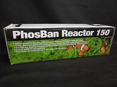 Two Little Fishies PhosBan Reactor 150 *NEW*
