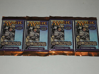 MTG - 1 Apocalypse Booster Pack - Brand New and Sealed.