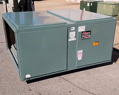 Ruud Rheem 15 Ton Commercial Air Handler, 208/230/460V 3 Ph Rghl-180Zk - New 341