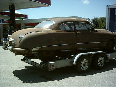 1951 Hudson  51 Coupe Hudson Commodore, No Willys Coupe, rat rod