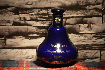 Findlater`s Rare Old Scotch Whisky Decanter Leer  #c0093