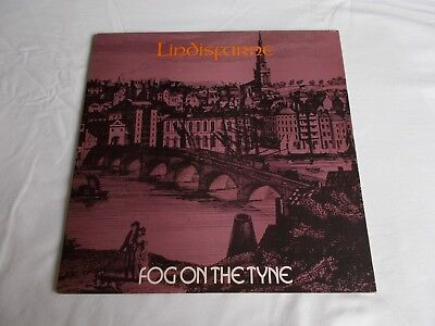 Lindisfarne. Uk Lp  Fog On The Tyne. Cas. 1050.1971. A-1U B-1U Pink Scroll Label