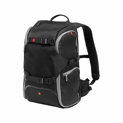 Manfrotto MB MA-BP-TRV Advanced Travel Backpack - Black