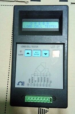 OMEGA Load Cell Tester LCT-01