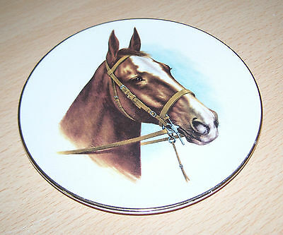 BEAUTIFUL VINTAGE Liverpool Road Pottery Horse DISH