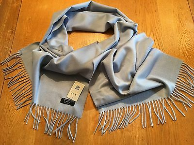 Pure Cashmere Scarf Made in Scotland