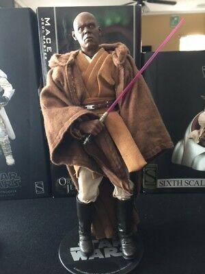 MACE WINDU, Order of the Jedi, 1:6 SCALE, SIDESHOW COLLECTIBLES