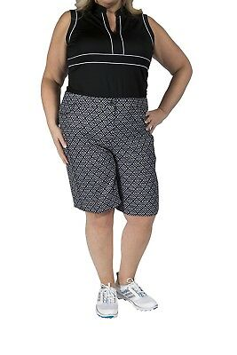 (20) - EP Pro Floral Jaquard Short Black White Floral. Shipping is Free