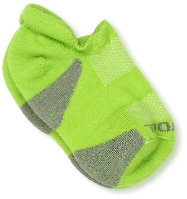 (Medium, Lime Green) - Kentwool Women's Low Profile Skinny Sock. Free Delivery