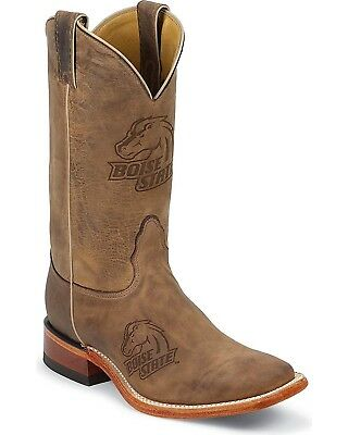 (7 2E US, Brown) - Nocona Boots Men's BSU Boot. Free Delivery