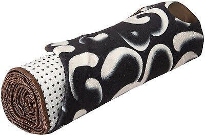 (170cm , Clarity in Chaos) - yogitoes Yoga Mat Towel, Multicolor. Free Shipping