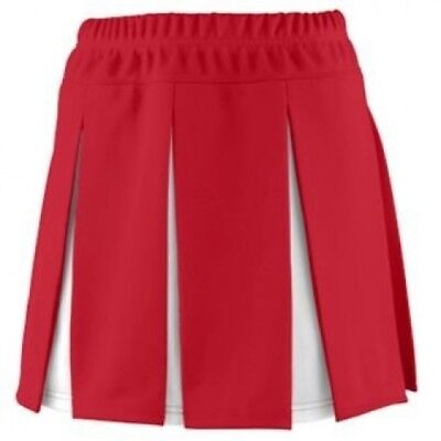 Ladies Liberty Skirt - RED AND WHITE - SMALL. Augusta Sportswear. Free Delivery