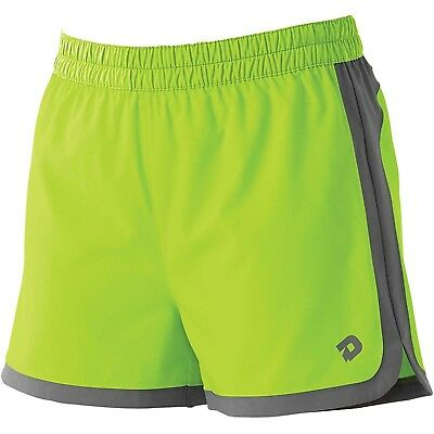 DeMarini Women's Yardwork Shorts, Grello/Grey, Small. Brand New