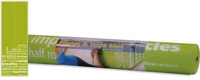 (Inspiration) - STOTT PILATES Pilates & Yoga Mat (6mm). Huge Saving