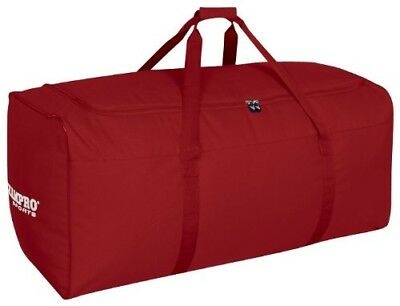 (Scarlet) - Champro Oversize Equipment Bag. Free Delivery