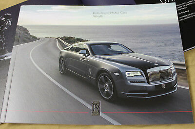 2018 ROLLS-ROYCE WRAITH Product overview brochure 2 444 189 BLACK BADGE
