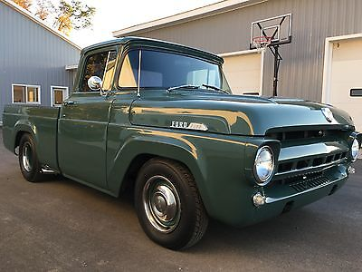 1957 Ford F-100  1957 Ford F-100