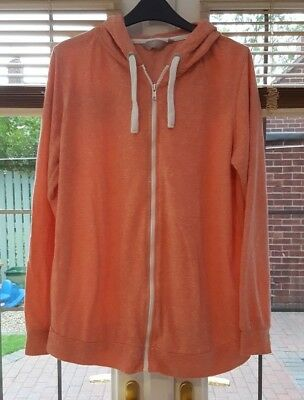 New Look Maternity Hoodie in Coral - Size 14