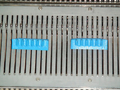 Knitting  Machine Turn Around Cams For Brother Machines With Garter Carriage