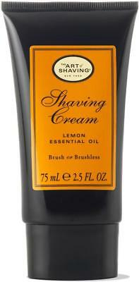 Shaving Cream, The Art Of Shaving, 2.5 oz tube Lemon