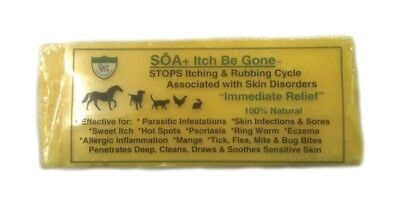 Itch Be Gone Bar Soap