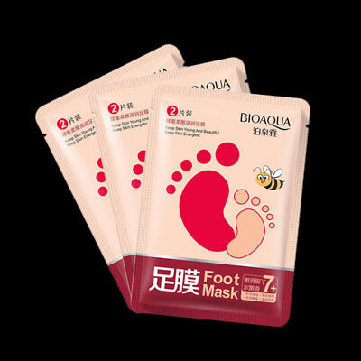 Remove Dead Skin Foot Care Honey Foot Mask Moisturizing Nourishing Hydrating