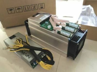 Antminer S9 13.5TH/s with Power Supply. (BRAND NEW) November Batch