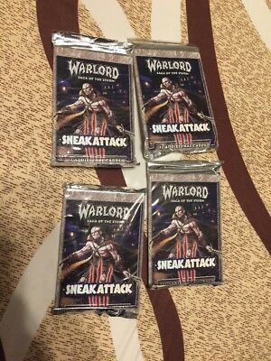 Warlord Saga of the Storm  - Sneak Attack