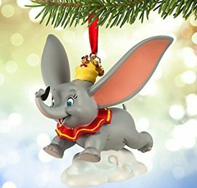 Dumbo and Timothy Sketchbook Ornament. Disney Store Collectible