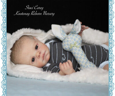 Miles Reborn Doll Kit By Pat Moulton: