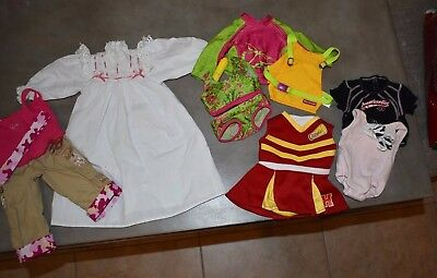 Lot Of American Girl Clothes 2
