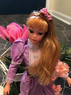 """60's 11 1/2"""" Dollikin Uneeda Poses Fashion Doll Articulated doll"""