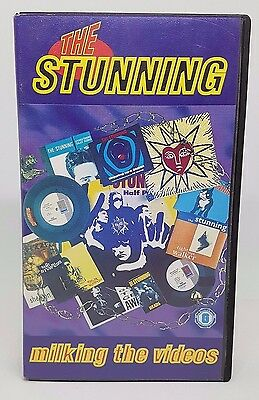 ULTRA RARE The Stunning Milking The Videos Limited Edition VHS Paradise Picture