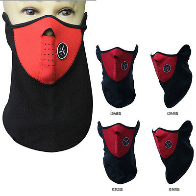 winter Outdoor Sports Hats & Headwear Ski Motorcycle Face Neck Thermal Mask
