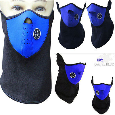 Ski Motorcycle Face Neck Thermal Warmer Mask BALACLAVA for winter Outdoor Sports
