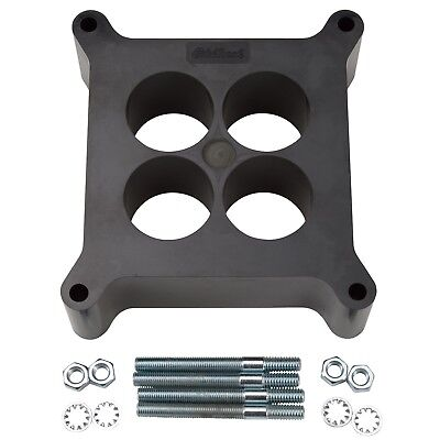 Edelbrock 8713 4-Barrel Carburetor Spacers