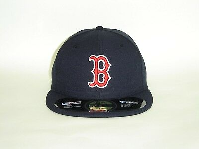 (7 1/2) - New Era Boston Red Sox MLB Authentic Collection 59FIFTY Cap Newera