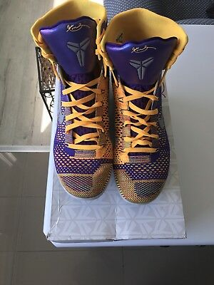 Kobe 9 Elite Showtime Rare Shoe