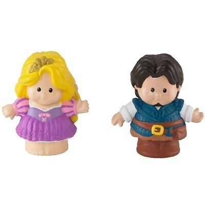 Fisher-Price Little People Rapunzel and Flynn Disney Princess 2 Pack
