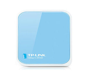 TP-Link TL-WR702N 150 Mbps 10/100 Wireless N Router