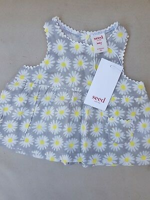 seed, baby girl top, size 000