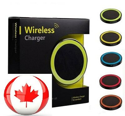 Universal Qi Charger adapter for Smart Cell Phones/Tablets (NEW)