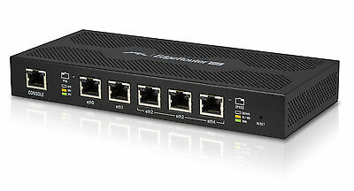 Ubiquiti (Erpoe-5) Edgerouter Poe 5 Port Gigabit Switch Router