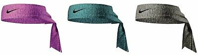 New Nike Swoosh Skinny Head Tie Skylar Diggins 2.0 Tennis Run Headband Dri-Fit