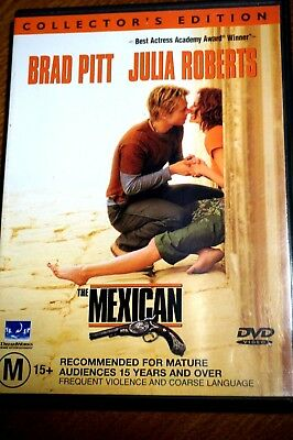 The Mexican -  Used  DVD