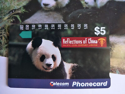 1994 Reflections of China Phonecard Collector Pack Limited Edition 750 issued